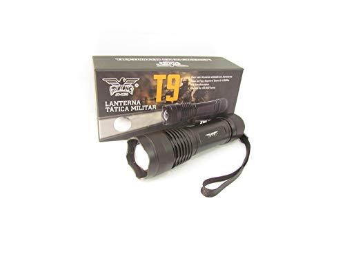 Lanterna Tática T9 Mais Forte Do Mercado 5400000l Jy-8875