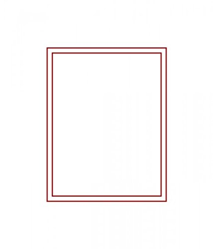 LINDNER Das Original d-Box FUMÉ sans séparation 210 x 270 mm