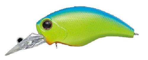 エバーグリーン(EVERGREEN) シャロークランク ワイルドハンチSR 10g 5.2cm ブルーバックチャート #28