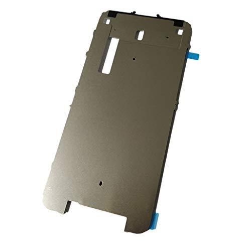 H HILABEE Placa de Metal Trasera LCD 1xScreen con Kit de Reparación de Escudo Térmico para XR