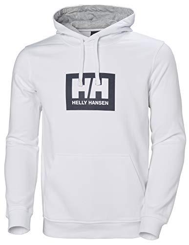 Helly Hansen Tokyo Hoodie Sweat-Shirts à Capuche, Blanc, 2XL Homme