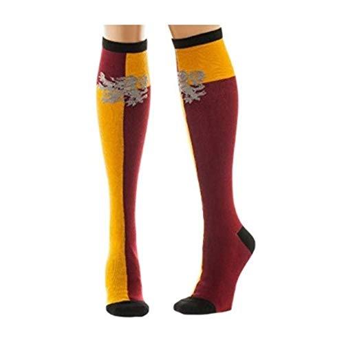 Harry Potter Gryffindor Crest Knee High Socks