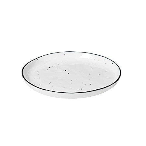 Broste Copenhagen Salt with Dots Petite assiette