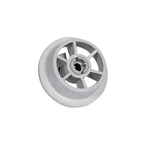 Beko ADP8630, ADP8640, DE3430FS, DE3430FW Roue inférieure pour lave-vaisselle