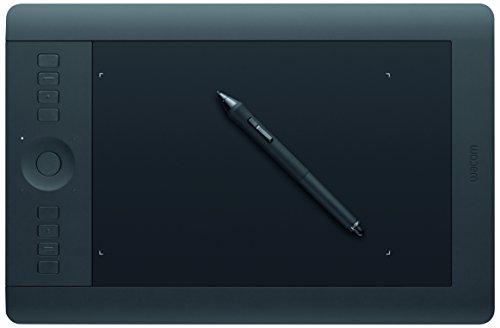 Wacom Intuos Pro Pen and Touch Tablet, Medium (PTH-651/K1)