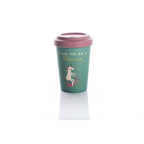 Taza de cafe para llevar Unicornio (Time for Unicorns)