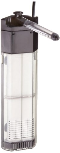 Dennerle Nano Eckfilter XL | Innenfilter für Aquarien von 30-60 Liter | Leistungsstark, leise & kompakt