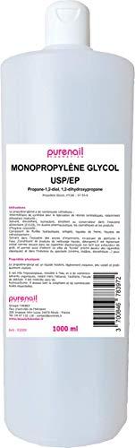 PROPYLÈNE GLYCOL (PG) 1 LITRE Usp/Ep - PURENAIL - Livraison Gratuite en France