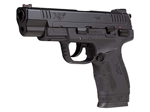 "Air Venturi Springfield Armory XDE 4.5"" .177 Cal. CO2 Blowback BB Pistol"