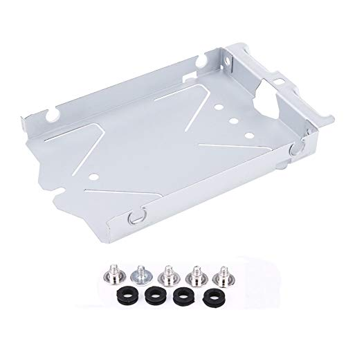 Replacement Internal Hard Disk Drive HDD Caddy Mounting Bracket Base Tray Support Holder with Screws for Playstation 4 PS4 CUH-1200