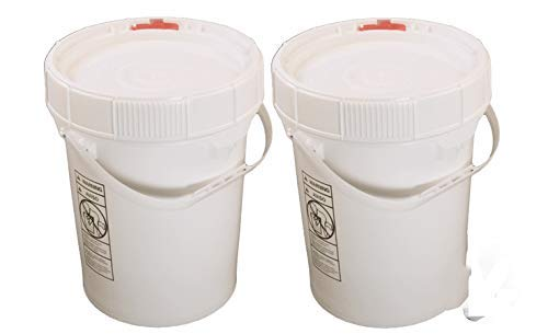 5 gal food storage container - 1