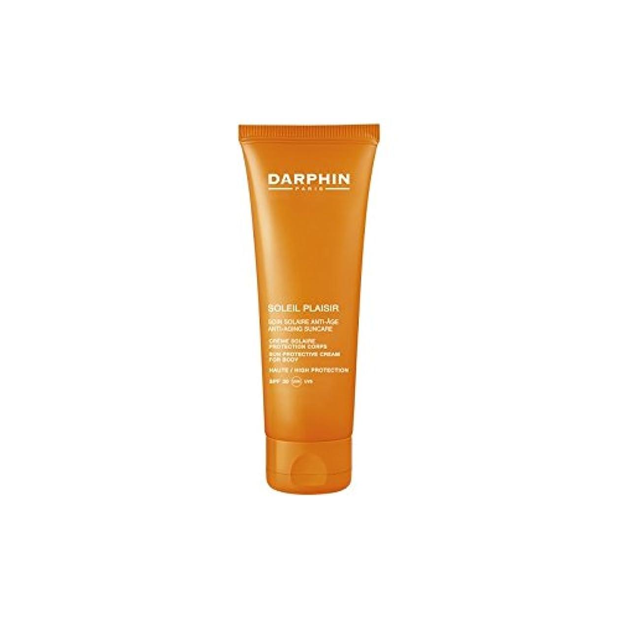 シットコム詳細に過言Darphin Soleil Plaisir Body Cream (Pack of 6) - ダルファンソレイユプレジールボディクリーム x6 [並行輸入品]