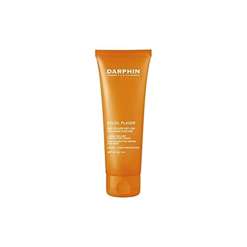貪欲不毛の釈義ダルファンソレイユプレジールボディクリーム x4 - Darphin Soleil Plaisir Body Cream (Pack of 4) [並行輸入品]