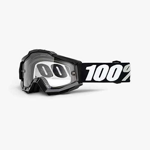 100% Maschera Accuri Enduro Tornado - Doppia Lente, Multicolore, Taglia Unica