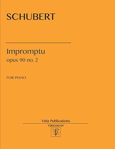 Schubert Impromptu opus 90 no. 2