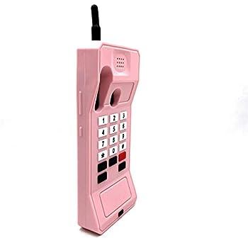 Galaxy J2 Core Case J2 Dash J2 Pure J2 Shine Case Cute Stand 3D Cartoon Retro Classic Cellular Phone Shaped Silicone Cover Teen Girls Women Cases Samsung Galaxy J2 SM-J260  Pink Galaxy J2 2019