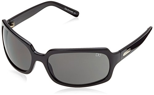 Dice Sonnenbrille, Black Shiny, One Size
