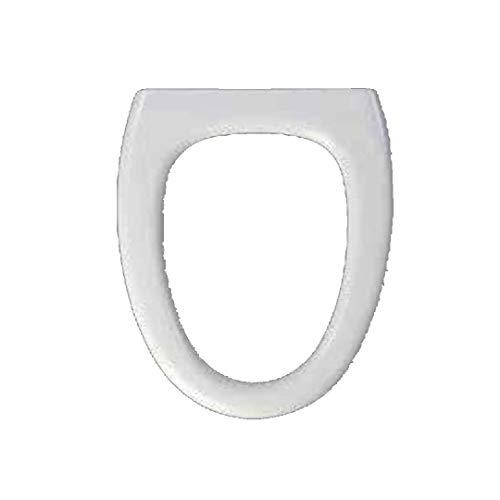 Copriwater dedicato per Serie Novella Dolomite in Resina Poliestere colata Bianco Lucido - Coperchio Sedile tavoletta per WC - Massima qualita' Garantita