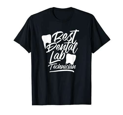 Mejor técnico de laboratorio dental Técnico dental Dentista Camiseta
