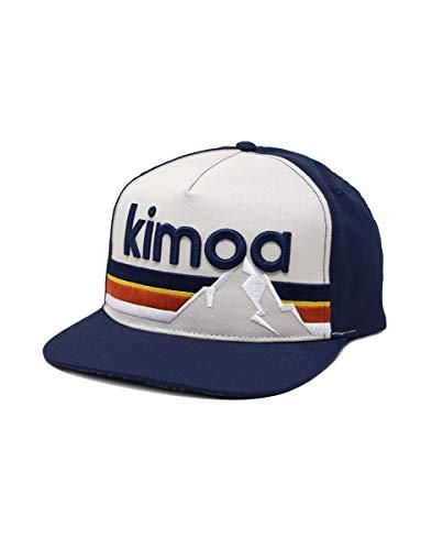 KIMOA Whistler Gorra de béisbol, Unisex Adulto, Azul, One...