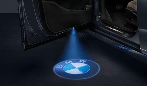 Original BMW LED Türprojektoren 68mm 1er,2er,3er,4er,5er,6er,7er,8er,X1,X2,X3,X4,X5,X6,Z4 2.Generation