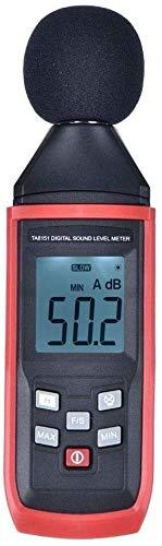 GLLP Compteur de Bruit de Niveau sonore de Niveau sonore, LCD Numérique Niveau sonore Niveau sonore...