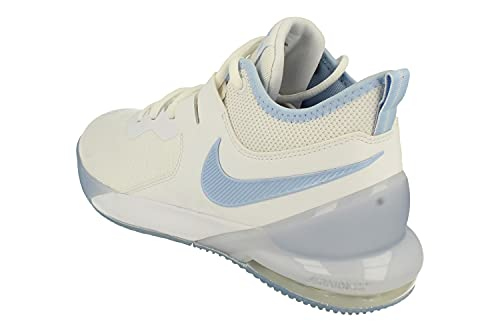 Nike Air MAX Impact Hombre Basketball Trainers CI1396 Sneakers Zapatos (UK 7.5 US 8.5 EU 42, White Royal Tint Clear 100)