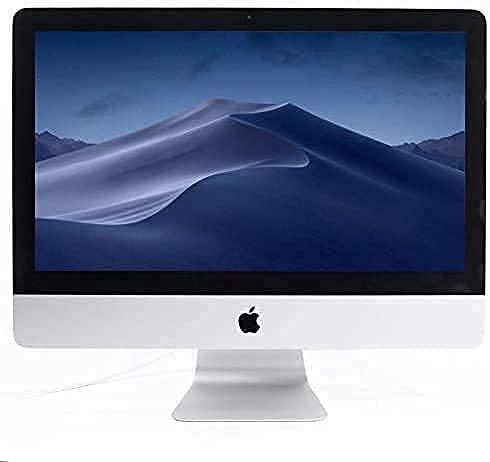Apple iMac 21.5' (i5-5675r 3.1ghz 8gb 1tb HDD) QWERTY U.S Teclado MK452LL/A Final 2015 Plata (Reacondicionado)
