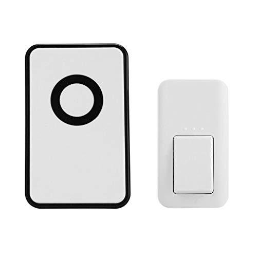 XZ15 Draadloze deurbel, deurbel, draadloos, draadloos, draadloos, draadloos, draadloze auto-accu, auto-generatie, oude beller Smart Home