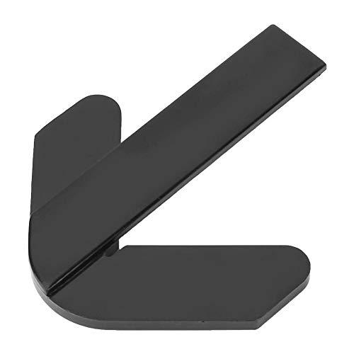 Buscador de centros, herramienta de medición de la regla de plástico Z073B para fresadora de mini torno