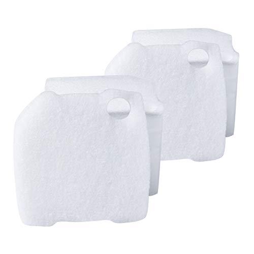 LTWHOME Compatible Excellent Filtre Tapis Convient pour Eheim Pro 4 250, 250T, 350, 350T, 600 and Pro 4e 350(Paquet de 12)