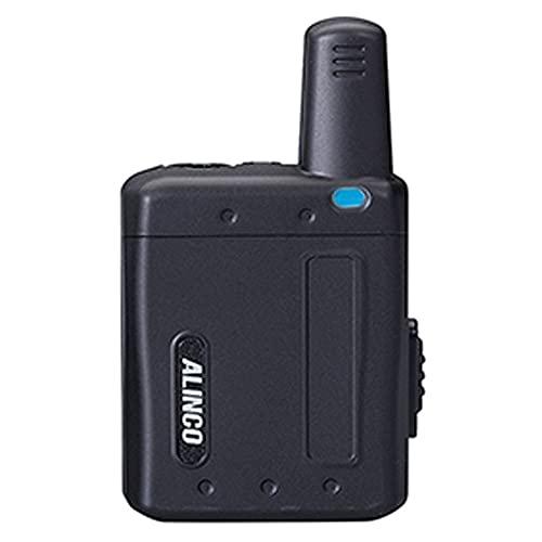 アルインコ(Alinco) 特定小電力トランシーバー ラペルトーク ブラック DJ-PX7B