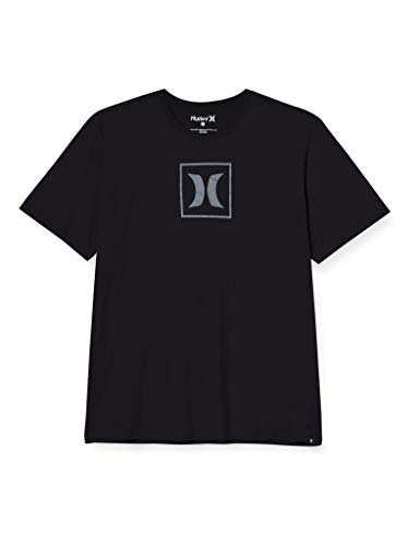 Hurley M Dri-Fit Icon Box Relfective S/S