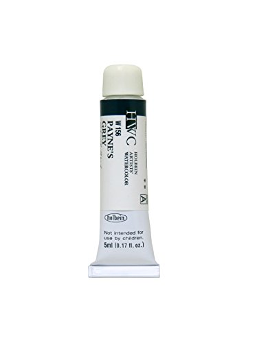 Holbein Watercolors Payne's Grey 5 ml tube