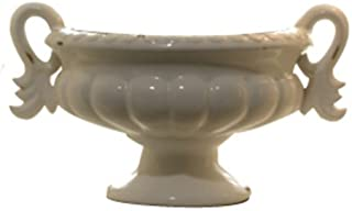 Napa Home & Garden Tuscany Collection Low Bowl Urn with Handles