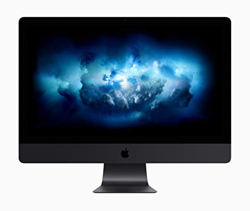 Apple iMac Pro (27-inch with Retina 5K Display, 3.0GHz 10-core Intel Xeon W, 64GB RAM, 1TB SSD,...
