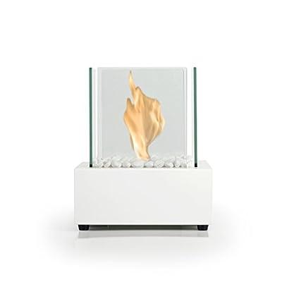 Bio Fires - Glass Cube II Bio Ethanol Burner