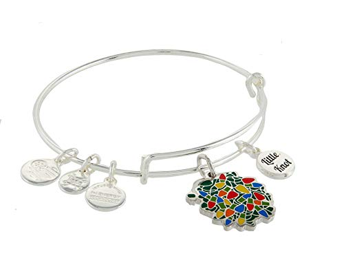 Alex and Ani Christmas Vacation Little Knot Multi One Size