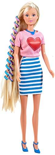 Simba 105733046 Steffi Love pop met extra lange haren