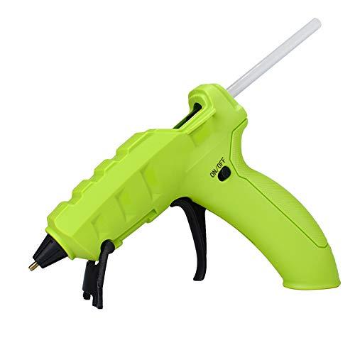 VVA Pistola de Silicona Caliente Carga USB Sin Cable La Seguridad Encolar...