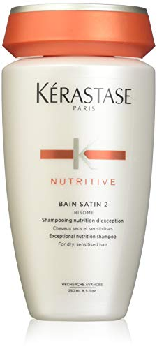 Kerastase Nutritive Bain Satin 2 Shampoo (Dry & Sensitised Hair) 250ml