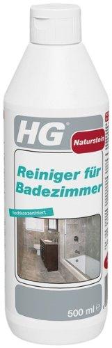 HG Naturstein Reiniger für Badezimmer