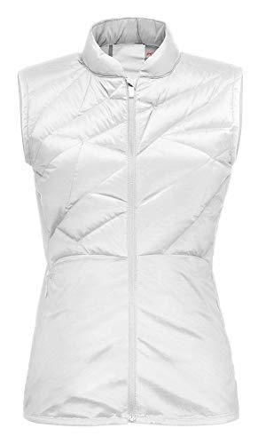 KJUS Women Novalight Down Vest Weiß, Damen Daunen Weste, Größe 36 - Farbe White