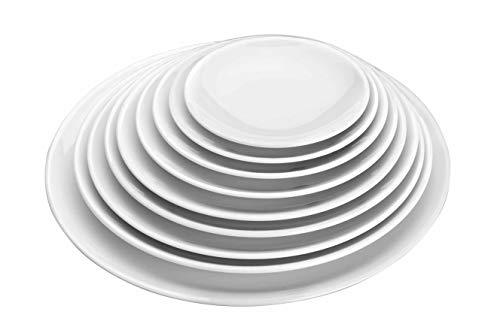 LACOR 62768 Ronde Plate en mélamine diamètre 355 x 32 mm