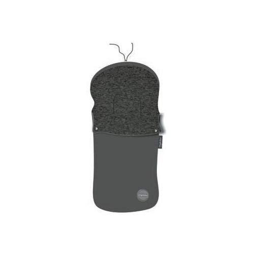 Pirulos 45531230 - Saco carro, algodón, 48 x 82 cm, color gris