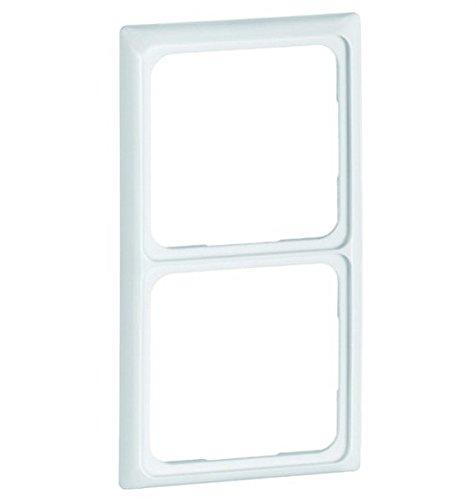 Preisvergleich Produktbild Peha 00240211 Standart Kombi-Rahmen-Inline 2-Fach,  reinweiß