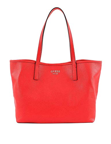 Guess Vikky Tote Red
