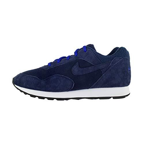 Nike Damen W Outburst SE Multisport Indoor Schuhe, Mehrfarbig Obsidian-Spiel Royal weiß 400, 40 EU