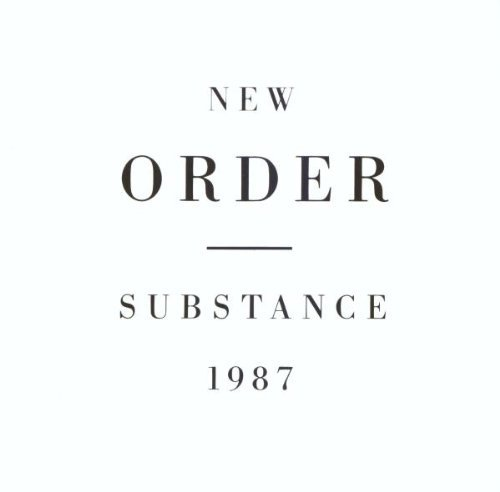 Substance by NEW ORDER (2008-01-13)