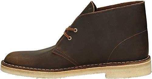 Clarks Originals Herren Desert Boot Derby, Braun (Beeswax), 42 EU